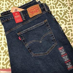 Levi's Big & Tall 559 Jeans
